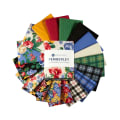 Windham Pemberley Flannel Fat Quarters 12 Pcs Multi