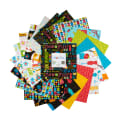 Kanvas Sew Excited 10x10 Pack 42 Pcs