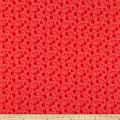 Kanvas Sew Excited, Floral Fun Red