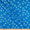 Kanvas Pearl Reflections Dragonfly Dream Peacock Blue