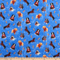 Andover Ruff Life Dogs Blue