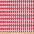 Paintbrush Studios Night of the Nutcracker Checkerboard Pink Red