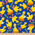 EXCLUSIVE Sesame Street Digital Tossed Big Bird Blue