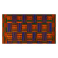 Shawn Pahwa African Print Mnotho Blue/Orange