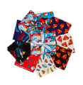 "DC Comics Superman 18"" Fat Quarter Bundle 9pcs Multi"
