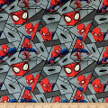Marvel Spider-Man Block Grey
