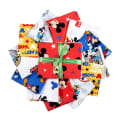 Disney Mickey Fat Quarter 12pc Bundle Multi