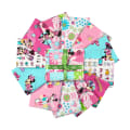 Disney Minnie Fat Quarter 12pc Bundle Multi