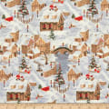 STOF France Digital Le Quilt Hivernale Multicolore