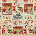 STOF France Digital Le Quilt Hivernale Rouge 4