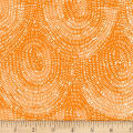 Michael Miller Boho Boutique Macrame Orange