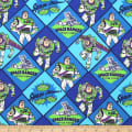 Disney Pixar Buzz Lightyear Flannel Multi