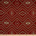 Artistry Tribal Southwest Ajei Jacquard Picante