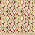 Baxter Mill Santa Fe Christmas Holiday Aztec Inspired Geo