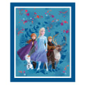 "Disney Frozen 2 Friends Forever 36.5"" Panel Multi"