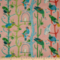 Waverly Birdhouse Chatter Twill Peony