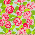 Amy Butler Love Tumble Roses Pink