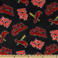 MLB Fleece St. Louis Cardinals Toss Red/Blue