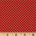 Pimatex Basics Mini Dots Red