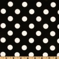 Michael Miller Quarter Dot Black