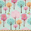 Pretty Little Things Trees Blue