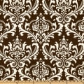 Premier Prints Ozborne Village Brown/Natural