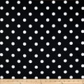 Premier Prints Polka Dot Black/White