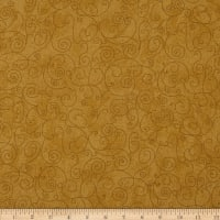 "Westrade 110"" Wide Flannel Willow Mustard"