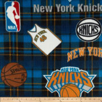 NBA Fleece New York Knicks Multi