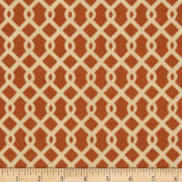 Waverly Sun N Shade Ellis Knot Sienna