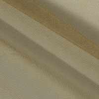 Shiny Tulle Antique Gold