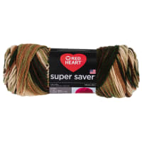 Red Heart Super Saver Yarn 961 Woodsy (m)