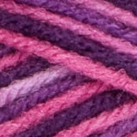 Red Heart Super Saver Yarn 940 Plum Pudding (m)