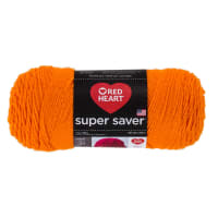 Red Heart Super Saver Yarn 254 Pumpkin