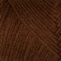 Red Heart Yarn Classic 339 Mid Brown