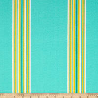 Terrasol Indoor/Outdoor Cabana Stripe Capri