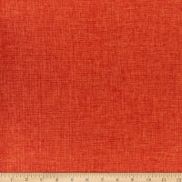 Eroica Cosmo Linen Look Home Decor Fabric Papaya
