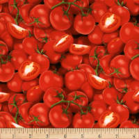 New Food Festival Tomato Red