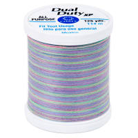 Coats & Clark Dual Duty XP 125yd Variegated Baby Pastels