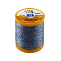 Coats & Clark Dual Duty Plus Denim 125 YD Denim Blue