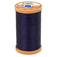 Coats & Clark Machine Quilting Cotton Thread 350 yd. Navy
