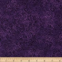 Laural Burch Swirls Purple