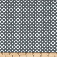 Spot On II Mini Dots Grey/White