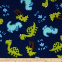 Winter Fleece Big Dino