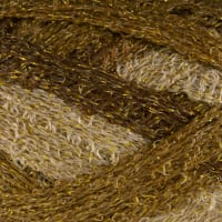 Red Heart Boutique Sashay Metallic Yarn Golden