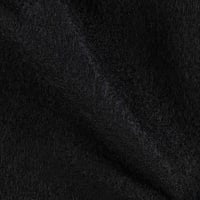 "Rainbow Classic Felt 36 x 36"" Craft Felt Cut Black"