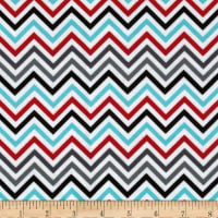 Remix Flannel Chevron Adventure