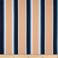 Kaufman Serape Stripes Deluxe Cotton Beige
