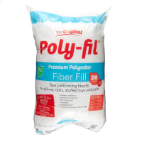 Fairfield 100% Polyester Poly-Fil 20 oz