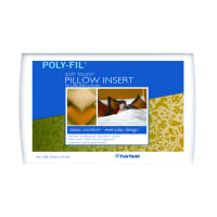 "Fairfield Soft Touch Supreme Poly-Fil Pillow 9"" x 20"" Neckroll"